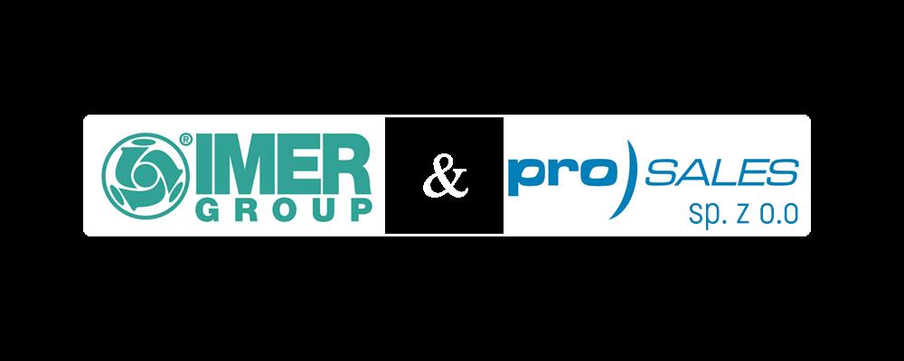 IMER – Pro)Sales